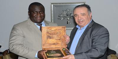 Conseiller Economique et Commercial l'Ambassade de Côte d'Ivoire