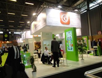 Promotion du guide de l'huile d'olive en tunisie  au salon « SIAL PARIS »  du 19 au 23 octobre 2014