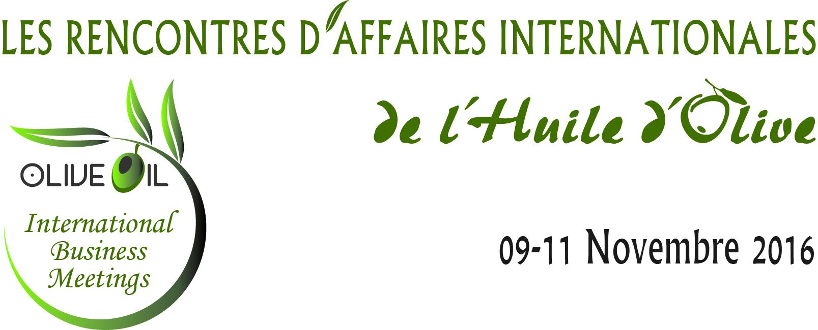 (Français) Les rencontres d'affaires internationales de l'huile d'olive